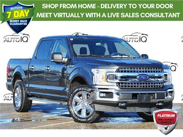2019 Ford F-150 XLT (Stk: 20F5660AX) in Kitchener - Image 1 of 24