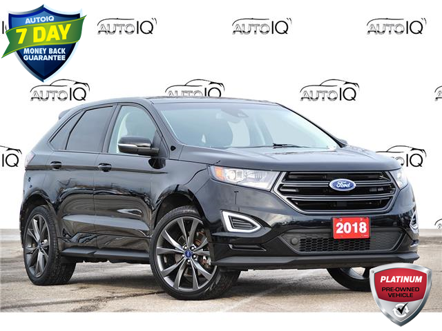 2018 Ford Edge Sport (Stk: 154580X) in Kitchener - Image 1 of 18