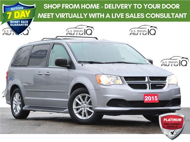 2015 Dodge Grand Caravan SE/SXT (Stk: 154550A) in Kitchener - Image 1 of 16