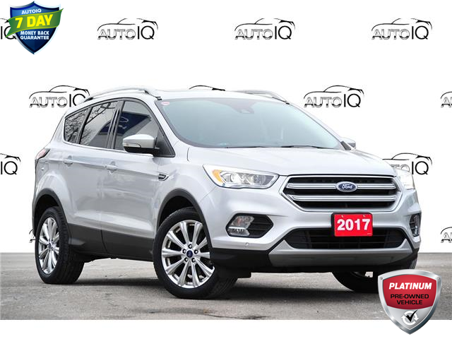 2017 Ford Escape Titanium (Stk: 154770) in Kitchener - Image 1 of 18