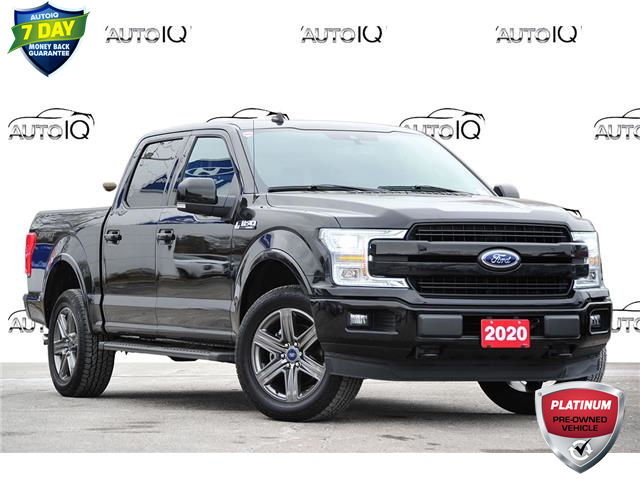 2020 Ford F-150 Lariat (Stk: 154820) in Kitchener - Image 1 of 20