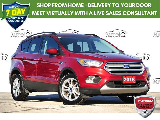2018 Ford Escape SEL (Stk: 154830) in Kitchener - Image 1 of 16