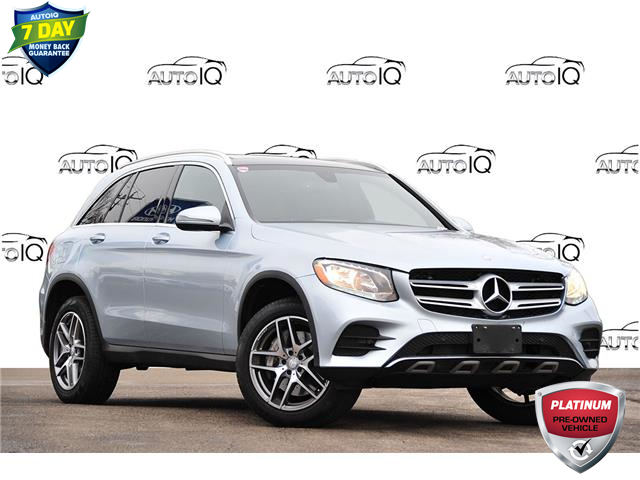 2016 Mercedes-Benz GLC-Class Base (Stk: 20P0400AX) in Kitchener - Image 1 of 22