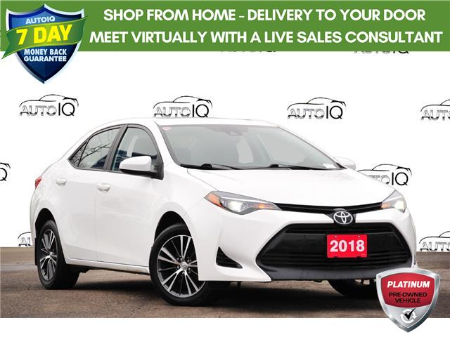 2018 Toyota Corolla LE (Stk: 21P6790A) in Kitchener - Image 1 of 16