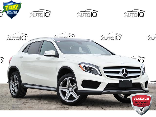 2017 Mercedes-Benz GLA 250 Base (Stk: 154730) in Kitchener - Image 1 of 23