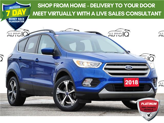 2018 Ford Escape SEL (Stk: 154930X) in Kitchener - Image 1 of 20