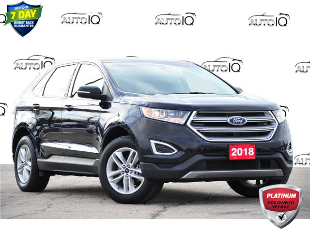 2018 Ford Edge SEL (Stk: 154960X) in Kitchener - Image 1 of 23