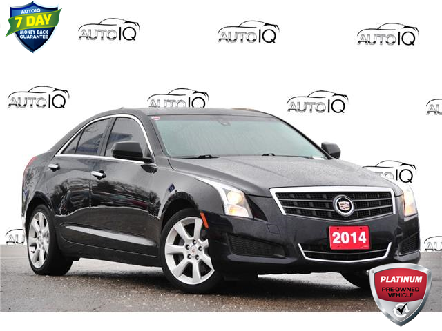 2014 Cadillac ATS 2.0L Turbo (Stk: D100050A) in Kitchener - Image 1 of 22