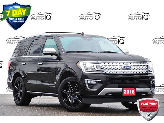 2018 Ford Expedition Platinum (Stk: 154430A) in Kitchener - Image 1 of 23