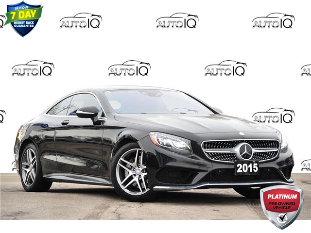 2015 Mercedes-Benz S-Class Base (Stk: 154540J) in Kitchener - Image 1 of 21
