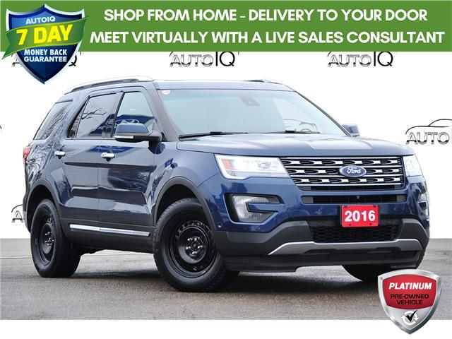 2016 Ford Explorer Limited (Stk: D99970A) in Kitchener - Image 1 of 20
