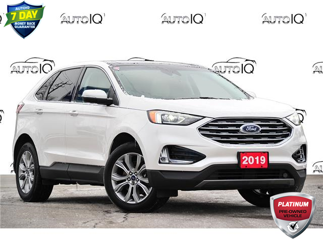 2019 Ford Edge Titanium (Stk: 155160) in Kitchener - Image 1 of 22