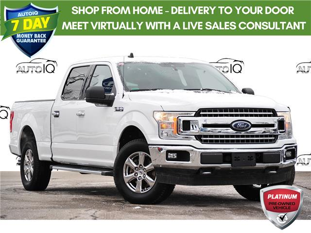 2019 Ford F-150 XLT (Stk: 155150) in Kitchener - Image 1 of 20