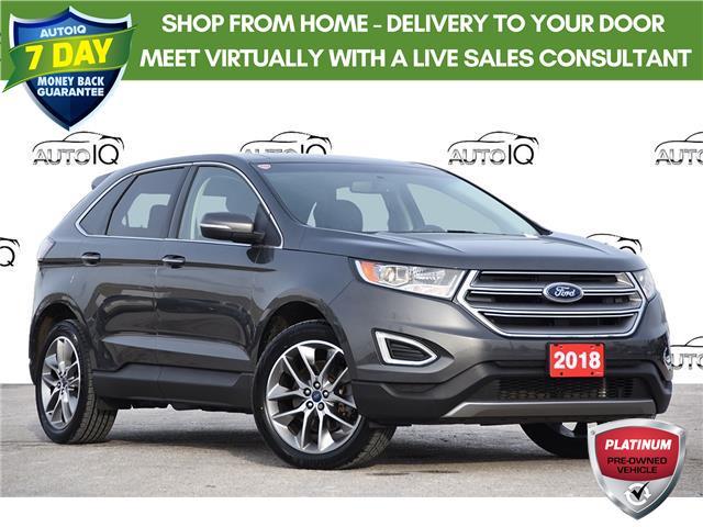 2018 Ford Edge Titanium (Stk: 155180X) in Kitchener - Image 1 of 22