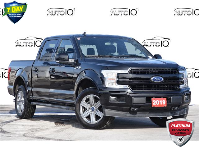 2019 Ford F-150 Lariat (Stk: 155260) in Kitchener - Image 1 of 24