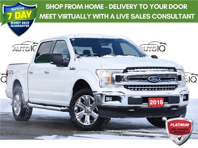 2018 Ford F-150 XLT (Stk: 21F0100A) in Kitchener - Image 1 of 22