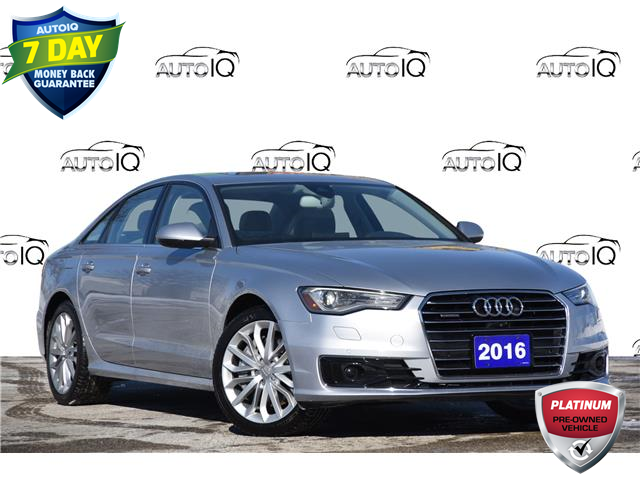 2016 Audi A6 2.0T Technik (Stk: 155470) in Kitchener - Image 1 of 23