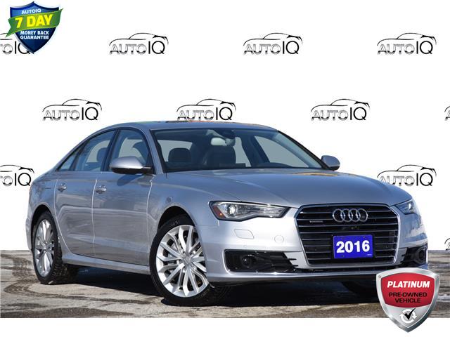 2016 Audi A6 2.0T Technik (Stk: 155470) in Kitchener - Image 1 of 23