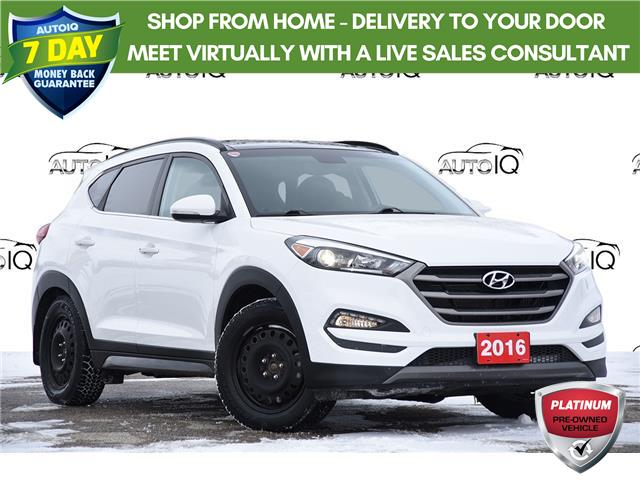 2016 Hyundai Tucson Limited (Stk: 21F0780A) in Kitchener - Image 1 of 22