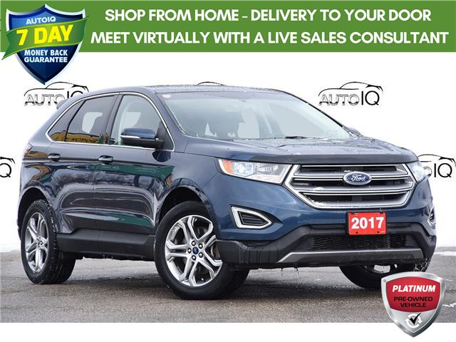 2017 Ford Edge Titanium (Stk: D100400A) in Kitchener - Image 1 of 23