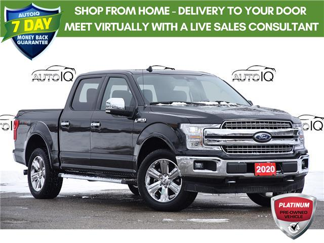 2020 Ford F-150 Lariat (Stk: 155580) in Kitchener - Image 1 of 26