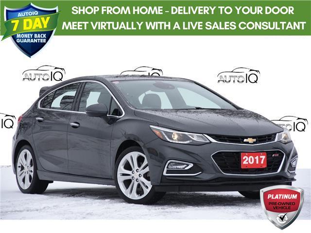 2017 Chevrolet Cruze Hatch Premier Auto (Stk: 155550A) in Kitchener - Image 1 of 22