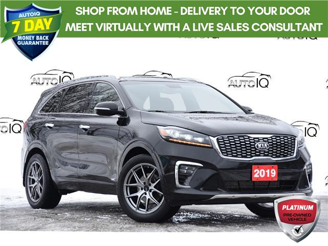 2019 Kia Sorento 3.3L SX (Stk: 155530) in Kitchener - Image 1 of 23