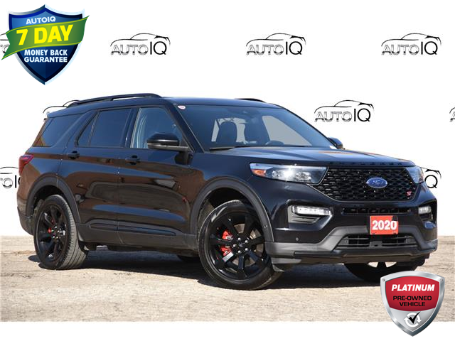 2020 Ford Explorer ST (Stk: D100650A) in Kitchener - Image 1 of 26