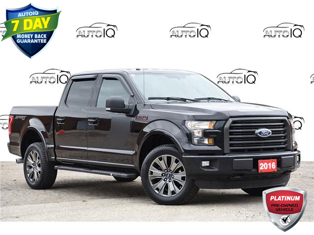 2016 Ford F-150 XLT (Stk: D100700A) in Kitchener - Image 1 of 22