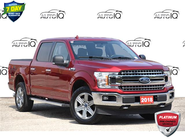 2018 Ford F-150 XLT (Stk: 156140) in Kitchener - Image 1 of 23