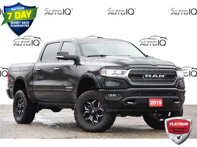 2019 RAM 1500 Limited (Stk: 21F2080A) in Kitchener - Image 1 of 24