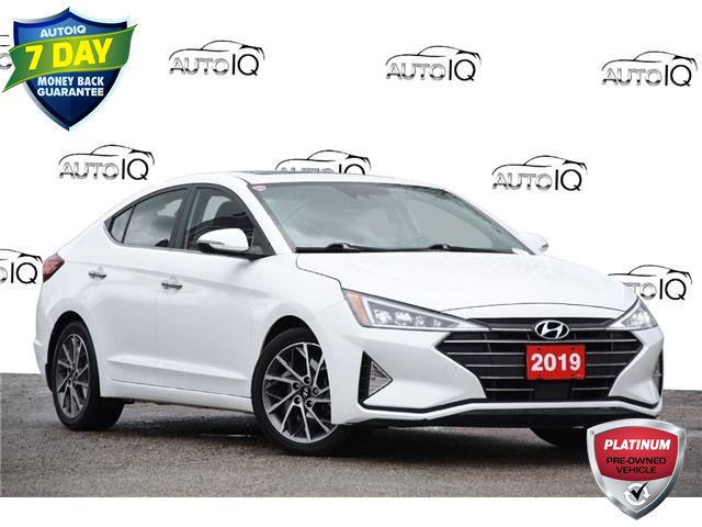 2019 Hyundai Elantra Ultimate (Stk: 155850AX) in Kitchener - Image 1 of 22