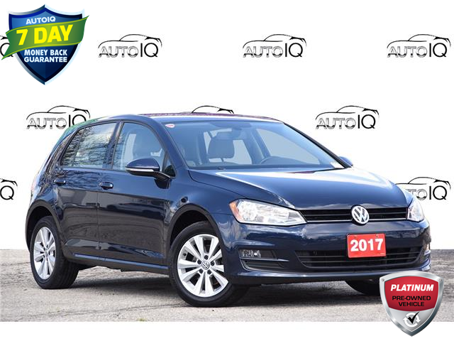 2017 Volkswagen Golf 1.8 TSI Comfortline (Stk: 21F2070AX) in Kitchener - Image 1 of 20