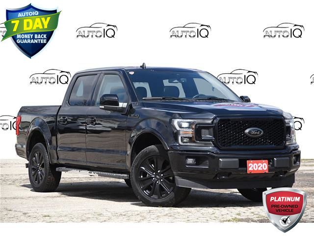 2020 Ford F-150 Lariat (Stk: 156330) in Kitchener - Image 1 of 20
