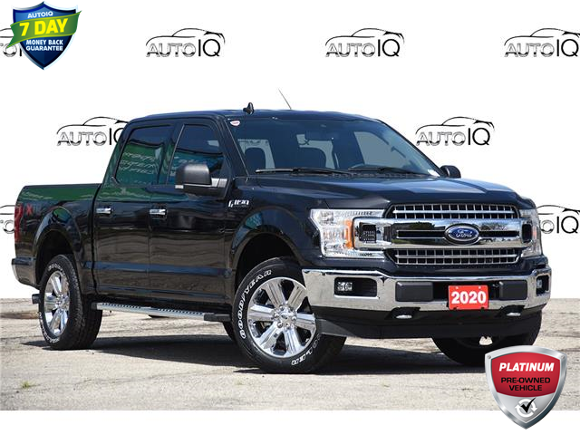 2020 Ford F-150 XLT (Stk: 0F10680A) in Kitchener - Image 1 of 21