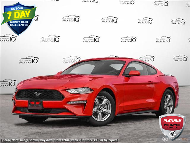2018 Ford Mustang EcoBoost (Stk: 156360) in Kitchener - Image 1 of 23