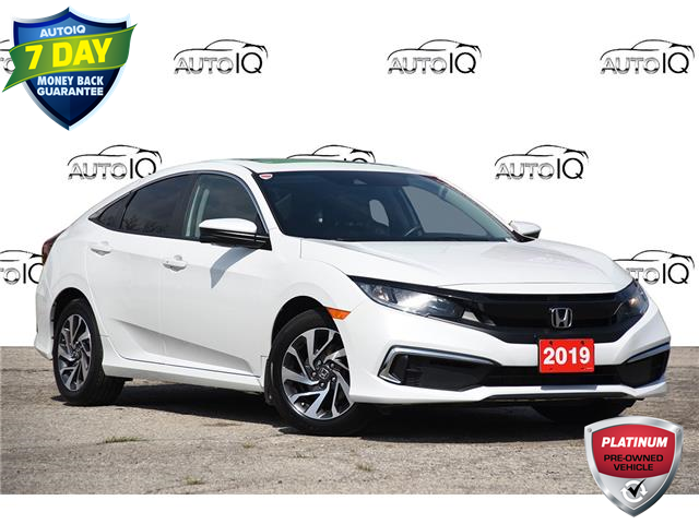 2019 Honda Civic EX (Stk: 21F1380B) in Kitchener - Image 1 of 20