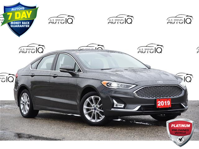2019 Ford Fusion Energi Titanium (Stk: 156640) in Kitchener - Image 1 of 24