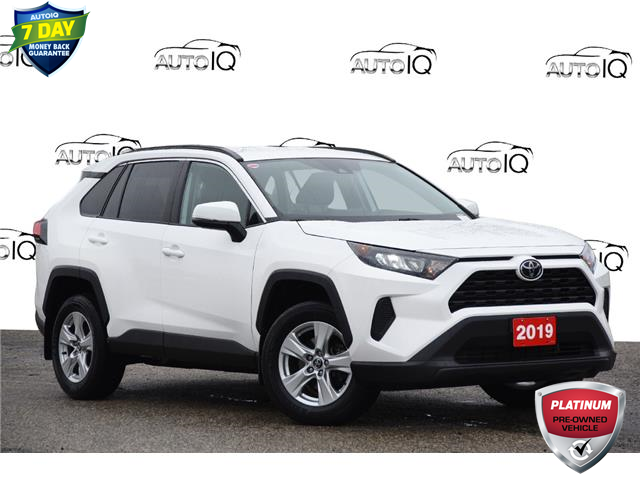 2019 Toyota RAV4 LE (Stk: D102070A) in Kitchener - Image 1 of 21