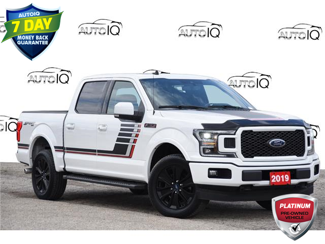 2019 Ford F-150 Lariat (Stk: 21F2450A) in Kitchener - Image 1 of 24