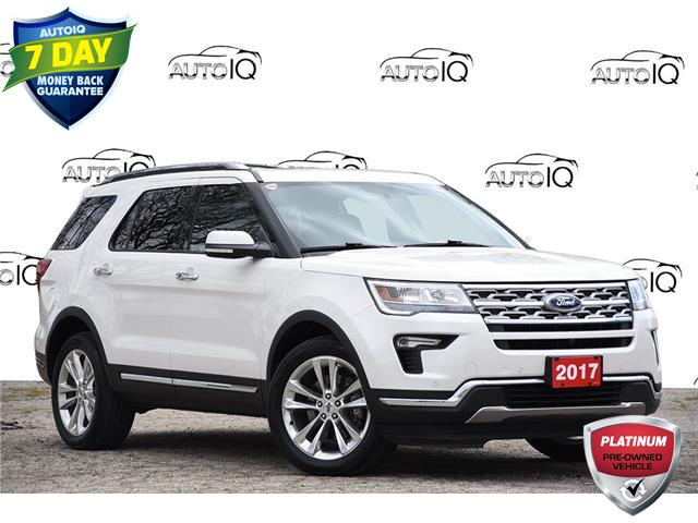 2018 Ford Explorer Limited (Stk: 156770X) in Kitchener - Image 1 of 24
