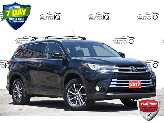 2017 Toyota Highlander XLE (Stk: 156040A) in Kitchener - Image 1 of 24