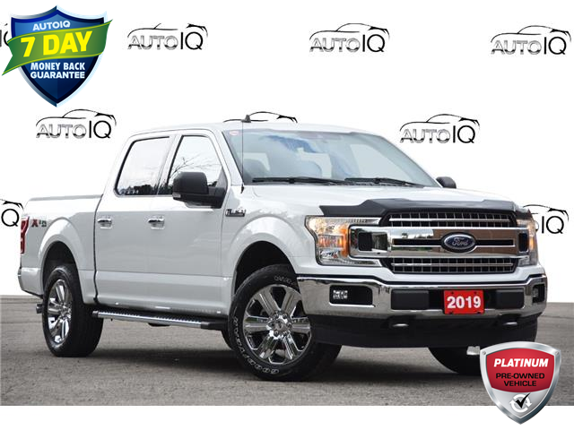2019 Ford F-150 XLT (Stk: 157190X) in Kitchener - Image 1 of 19