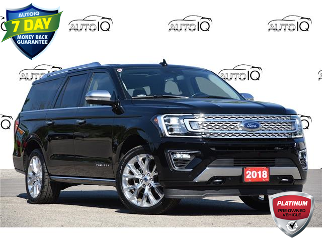 2018 Ford Expedition Max Platinum (Stk: D105040A) in Kitchener - Image 1 of 23