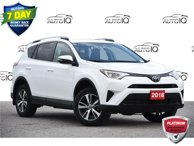 2018 Toyota RAV4 LE (Stk: 156800X) in Kitchener - Image 1 of 20