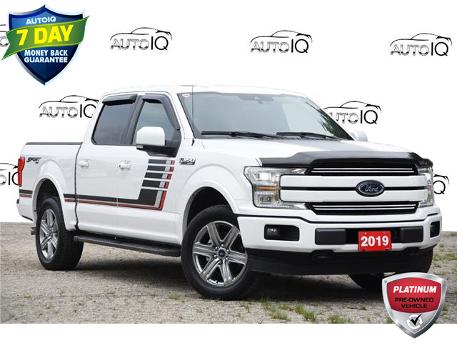 2019 Ford F-150 Lariat (Stk: 21F2680A) in Kitchener - Image 1 of 24