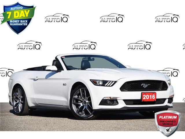 2016 Ford Mustang GT Premium (Stk: 157930) in Kitchener - Image 1 of 23