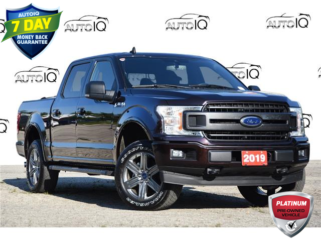 2019 Ford F-150 XLT (Stk: 21F3300A) in Kitchener - Image 1 of 23