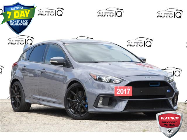 2017 Ford Focus RS Base (Stk: 21BR3680A) in Kitchener - Image 1 of 24