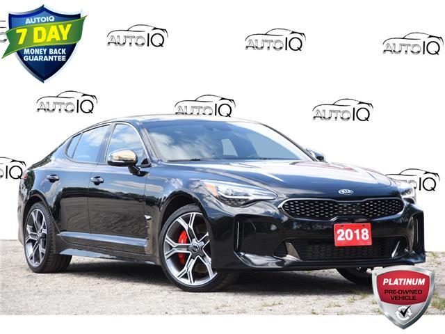 2018 Kia Stinger GT Limited (Stk: 158050) in Kitchener - Image 1 of 21